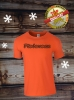 Pistensau Herren T-Shirt Orange